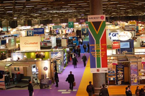 Actualités : LCP International participe au salon international de la sous traitance industrielle